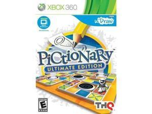 THQ 55390 Udraw pictionary x360