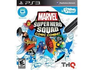 THQ 99366 Udraw comic combat ps3