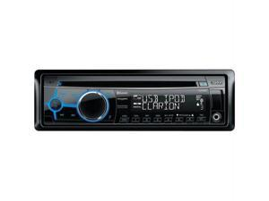CLARION CZ302 Clarion cz302 cd/mp3/wma receiver with front usb port & bluetooth(r)