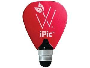 Woodees WMIPRD iPic Multi Purpose Pick Stylus Red