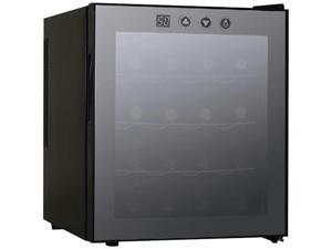 Haier HVTM16ABB 16-Bottle Capacity Wine Cellar Black