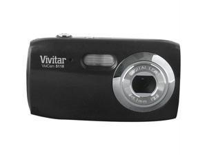 VIVITAR V5118-LIC Vivitar v5118-lic 5 1 megapixel v5118 digital camera (black)