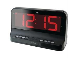 GPX C502B AM/FM Clock Radio with Dual Alarms