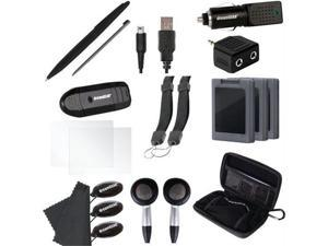 3Ds 20 In 1 Essentials Kit Black