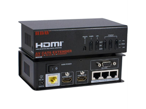 Ethernet on Qvs   Hdmi V1 4 4 In 1 W 3d Built In Gb Ethernet Switch W Ir  Rs232