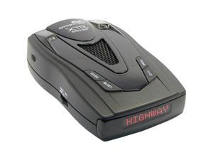 Laser/Radar Detector with Voice Alerts and Digital Compass