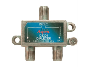 EAGLE ASPEN 500249 DIRECTV(R)-Listed Single Diplexer