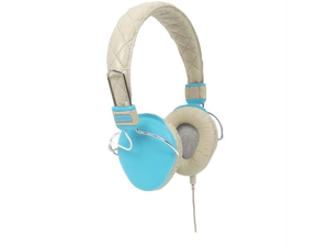 Crosley Radio CR9005A-TU Crosley radio cr9005a-tu amplitone headphones (turquoise)