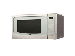Haier HMC1440SESS 1.4 cu. ft. Countertop 1000 Watt Microwave Oven