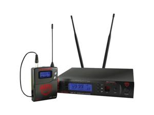 Nady 1W-1KU LT/O Nady 1w-1ku lt/o 1000 channel wireless lapel microphone system
