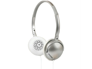 KOSS Silver 182999 Active Lightweight On Ear Headphones
