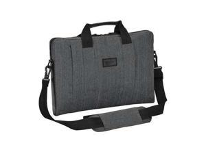 "Targus CitySmart TSS59404US Carrying Case (Sleeve) for 16"" Notebook - Gray - Scratch Resistant Interior, Water Resistant - Nylon - Handle, Shoulder Strap"
