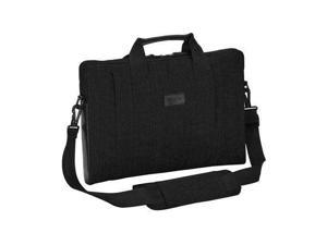 "Targus CitySmart TSS594US Carrying Case (Sleeve) for 16"" Notebook - Black - Scratch Proof Interior - Nylon - Shoulder Strap, Handle - 11"" Height x 15.5"" Width x 1.6"" Depth"