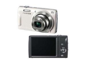 Finepix T550 16mp 12 X White