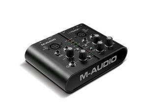 2 Chl USB Audio MIDI Plus