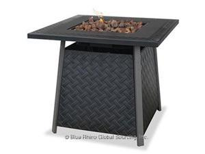 Uf Lattice Lp Gas Firepit