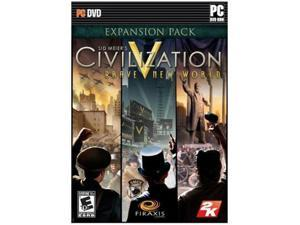 Civilization V New World PC