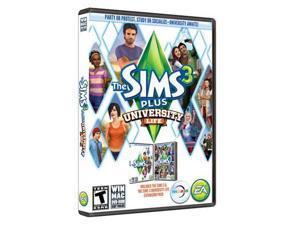 The Sims 3 Plus University