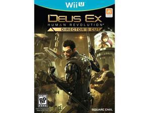 Deus Ex Human Rev DC WiiU