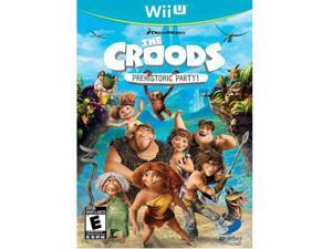 Croods Prehistoric Party Wii U