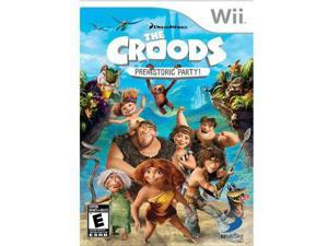 Croods Prehistoric Party Wii