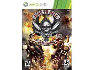 Ride to Hell Retribution  X360