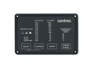 Xantrex Heart FDM-12-25 Remote Panel, Battery Status & Freedom Inverter/Charger Remote Control