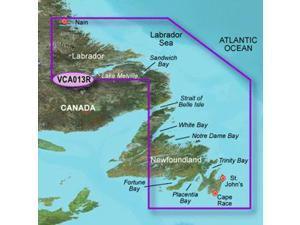 Garmin VCA013R - Labrador Coast - SD Card