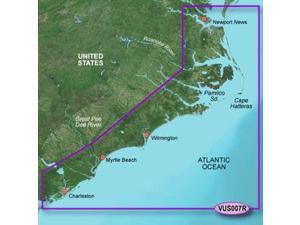 Garmin VUS007R - Norfolk-Charleston - SD Card