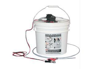 Jabsco Diy Oil Change System W/ Pump And 3.5 Gallon Bucket