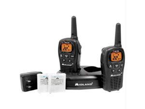 MIDLAND LXT500VP3 Radios with Batteries & Accessories/Charger