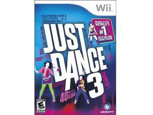 Ubisoft 17677 Just dance 3 wii