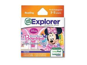 Explorer Minnies Bowtique Prty