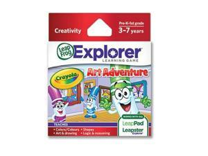 Explorer Crayola Art Adventure