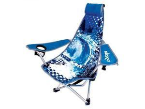 K Backpack Chair Blue Wave