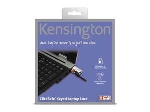 ClickSafe Keyed Laptop Lock