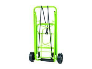 CTS Folding Luggage Cart Lime