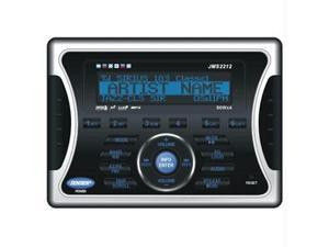 JENSEN  JMS2212 AM/FM/USB/iPod/SIRIUS w/Weatherband