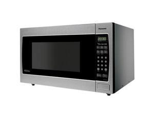 Panasonic Luxury Full-Size 2.2 cu. ft. Genius Countertop / Built-in Microwave Oven with Inverter Technology NN-SN973S
