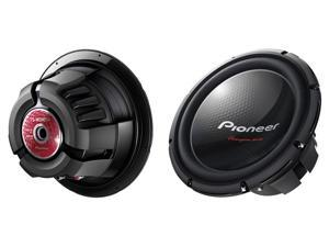 New Pioneer Ts-W310s4 12 Subwoofer 1400 Watt 12 Inch Car Subwoofer Car Audio