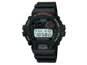 Casio DW6900-1V Men's G-Shock Classic Black Digital Illuminator Sports Watch