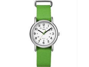 Timex Weekender Slip Through Mid Size - Green