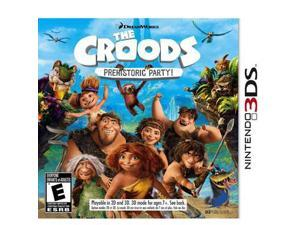 Croods Prehistoric Party 3DS