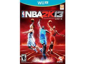 NBA 2K13 WiiU