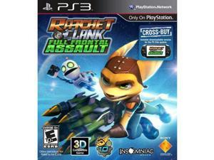 Ratchet and Clank Full Frontal