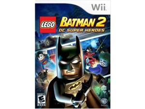 LEGO Batman 2 Super Heroes Wii