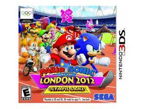 Mario Sonic London 2012 3DS