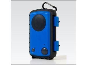 H20 case for iPod / MP3- Blue