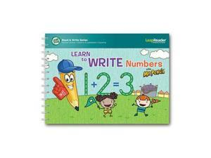 LeapReader Book Learn to Write