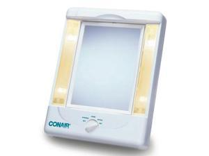 Conair TM8LX Illumina Collection Two Sided Makeup Mirror with 4 Light Setting